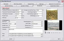 Blast Information Management System Bims